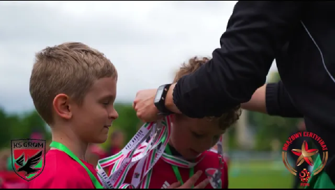 dzieci, medale