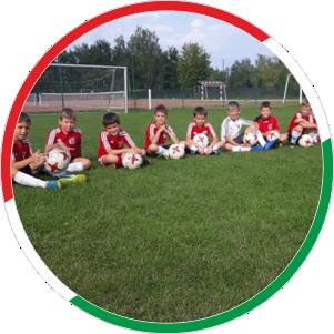 piłka nożna dla dzieci KS Grom